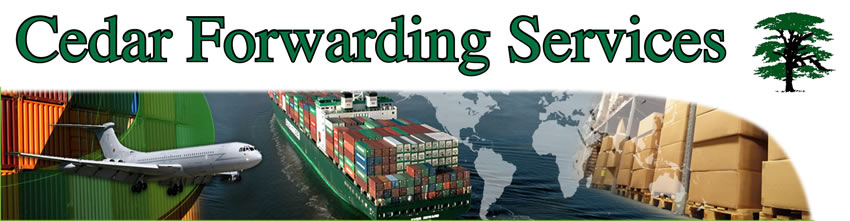 Cedar Forwarding Services
